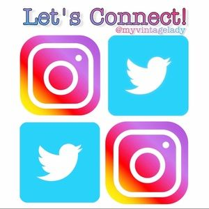 💌Let's Connect on Instagram and Twitter 💌